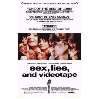 섹스 거짓말 그리고 비디오테이프