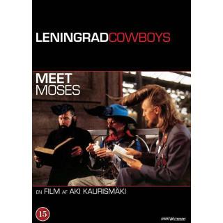 레닌그라드 카우보이 모세를 만나다