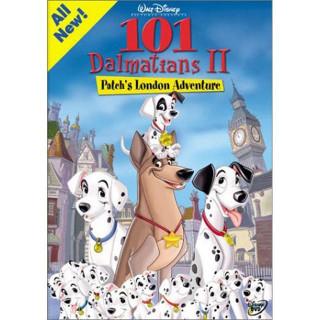 101마리 강아지 2 : 패치의 런던 대모험