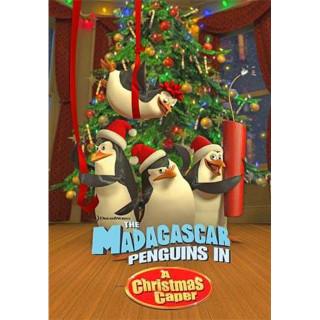 마다가스카 펭귄들의 크리스마스 미션