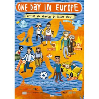 유럽에서의 하루