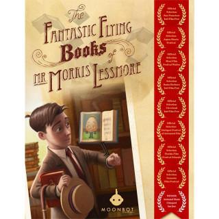 미스터 레스모어의 환상적인 책 여행