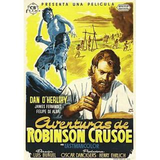 로빈슨 크루소의 모험