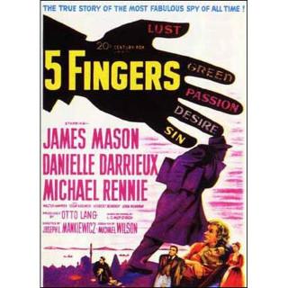 다섯 손가락