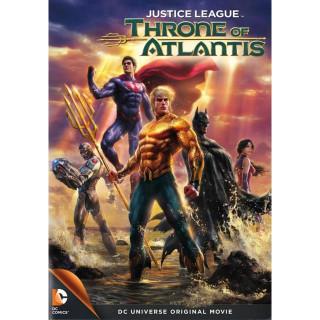 저스티스 리그 : 아틀란티스의 왕좌