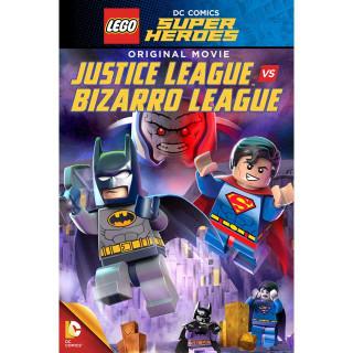 레고 DC 코믹스 슈퍼 히어로: 저스티스 리그 vs 비자로 리그
