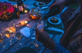 연말 파티용 와인